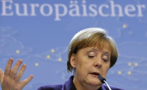 Cameron's high hopes for Merkel London visit