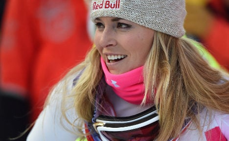 Alpine skiing: Vonn chases record in Italy