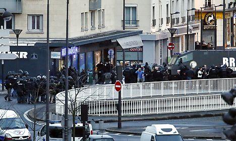 Danish Muslim cited for cheering Paris attack