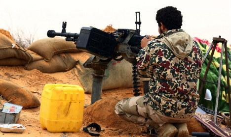 France: prevent Libya 'terrorist sanctuary'