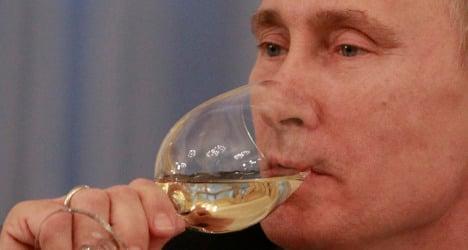 Putin slams talk of Spain vineyard as 'joke'