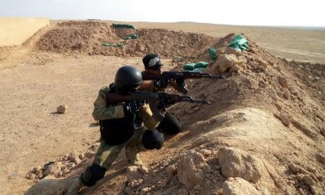 German jihadi arrested on return from Syria