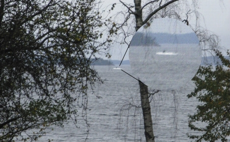 Sweden admits second secret submarine hunt