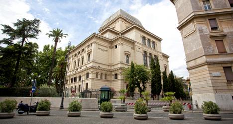 Anti-Semitic neo-fascists convicted in Rome