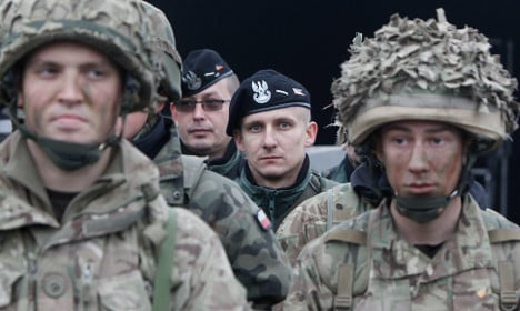 More Swedes show support for Nato