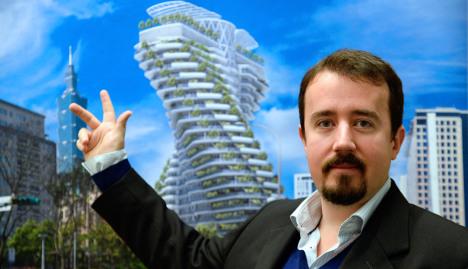 Futuristic vision of Paris revealed…and more news