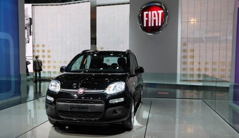 Fiat to create over 1,000 new jobs at Italy plant
