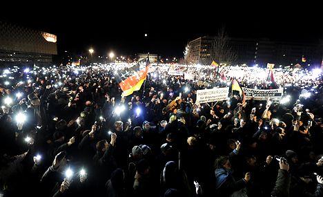 Tensions high ahead of Danish Pegida events