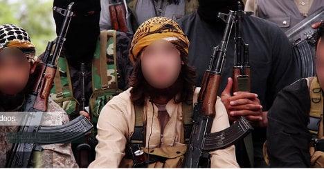 France sends wannabe jihadists to prison