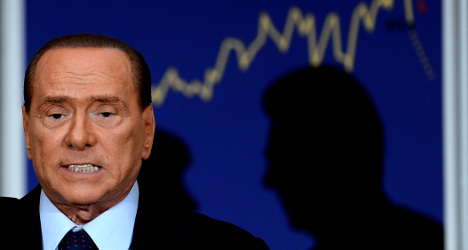 Berlusconi denies AC Milan sale rumours