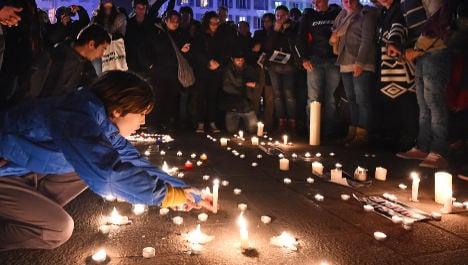 France in shock after terror attack kills 12