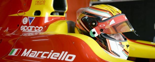 Formula One: Marciello named Sauber test driver