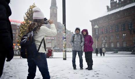 'Lake effect' to dump freak snow on Denmark
