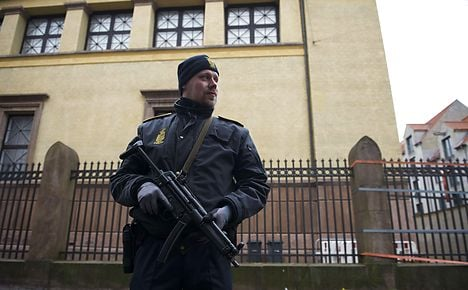 Suspected gunman born and raised in Denmark