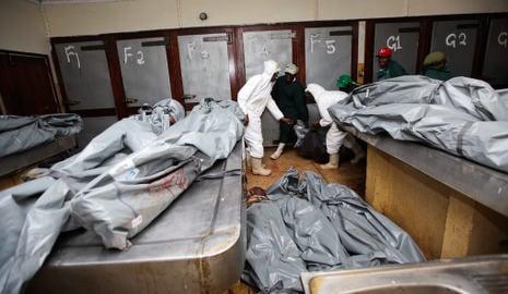 Norwegian Somali held in Kenya for twin attacks