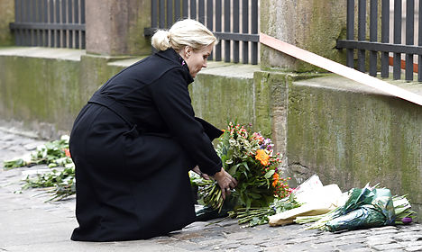 Fear and defiance in Copenhagen after terror