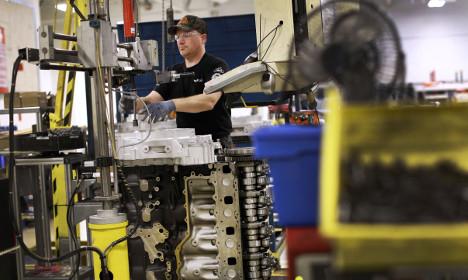 Sweden's Volvo pulls plug on German venture
