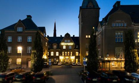 Swedish hotel accused of refusing gay couple