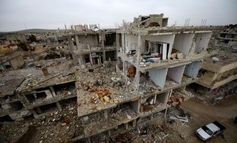 Swedish man feared killed fighting in Syria