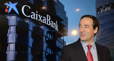 CaixaBank bids for Portuguese lender BPI