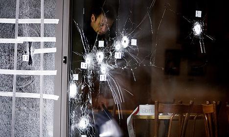 Witnesses slam security at Copenhagen shooting