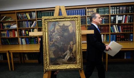 US returns stolen artwork to Italy