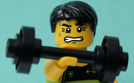 Lego builds its way to 'most powerful' title