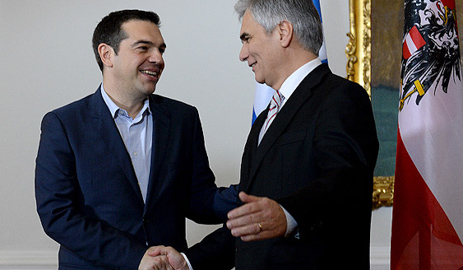 Greek PM 'optimistic' about deal with EU