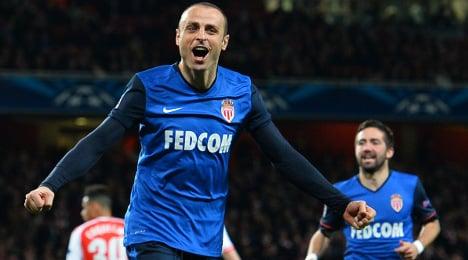Monaco humble Arsenal in Champions League