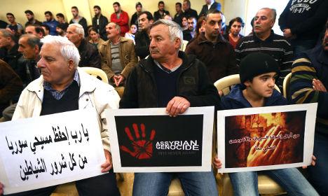 Sweden raps 'brutal' Assyrian abductions