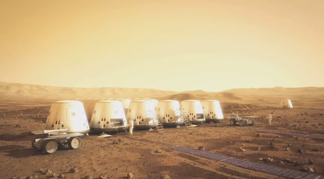 Dane makes shortlist for one-way trip to Mars