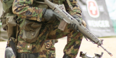 Army official calls for Swiss women in draft
