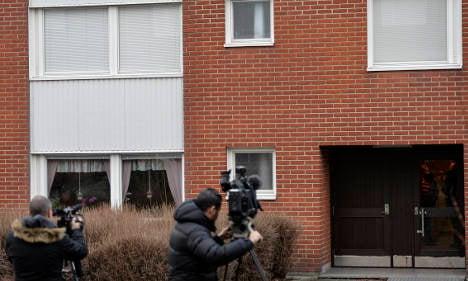 Swedish mum who 'locked up' kids released