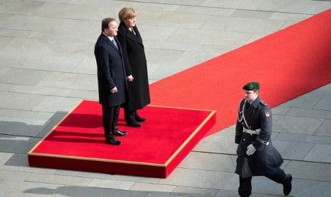 Sweden and Germany share asylum concerns