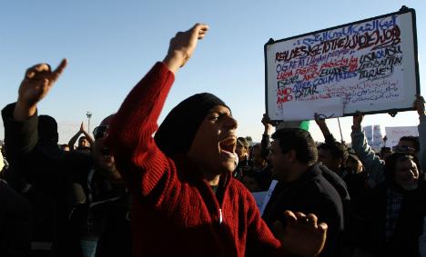 Rome advises Italians to leave Libya