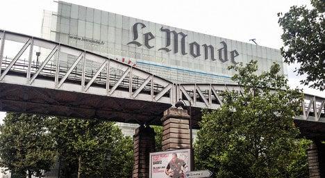 HSBC leaks: Le Monde's owner attacks newspaper