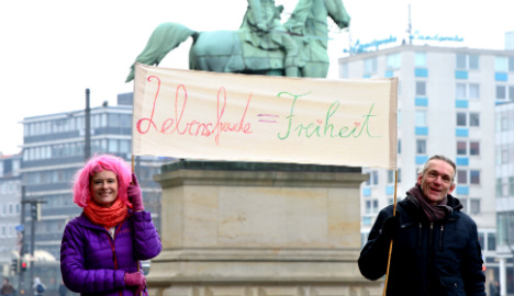 Braunschweig cancels parade over threat