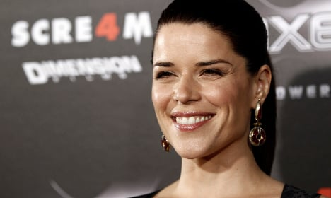 'Scream' actress to star in Swedish comedy