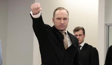 Mass killer Breivik to take Norway to court