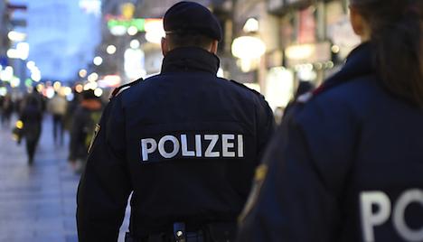 Naked man assaults police in Vorarlberg