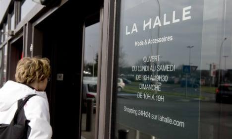 French MPs back Sunday shopping zones
