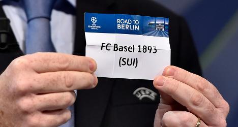 Basel looks for Porto win in Champions League