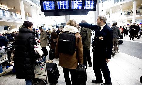 SAS strike cancels Copenhagen flights