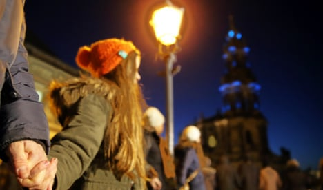 Germany marks 70 years since Dresden bombing
