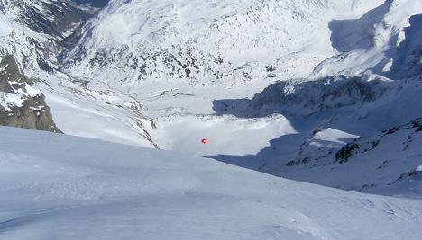 British teen survives dangerous ski selfie