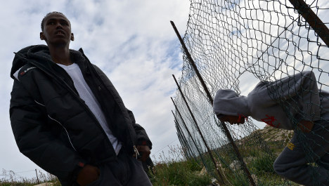 All alone but full of hope: Italy's migrant children