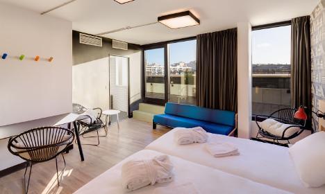 Mega hostel opens its doors in Paris