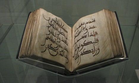 Danish imam: It's fine to draw Muhammad