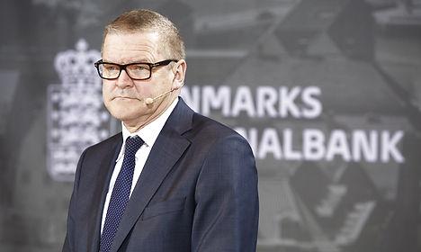 Denmark cuts deposit rate further below zero
