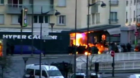 Chilling details of Paris store siege made public